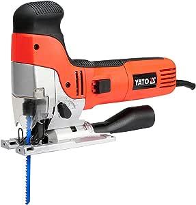 YATO YT-82272 - sierra de calar 750w: Amazon.es: Bricolaje y herramientas