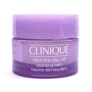 Clinique Take the Day Off Cleansing Balm .5 oz, 15ml Makeup Remover