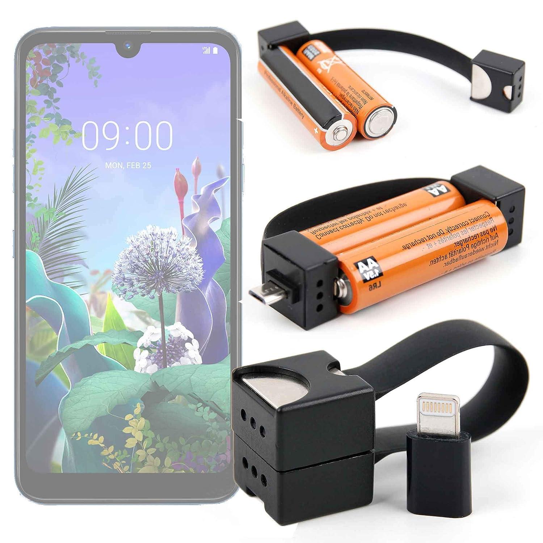 DURAGADGET Cargador de Llavero para Smartphone OPPO AX7 con ...