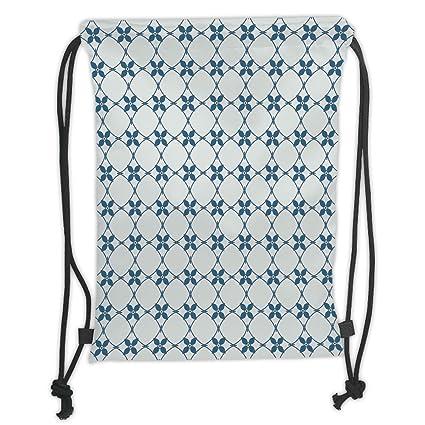 Amazon.com   Custom Printed Drawstring Sack Backpacks Bags cd326febb250e
