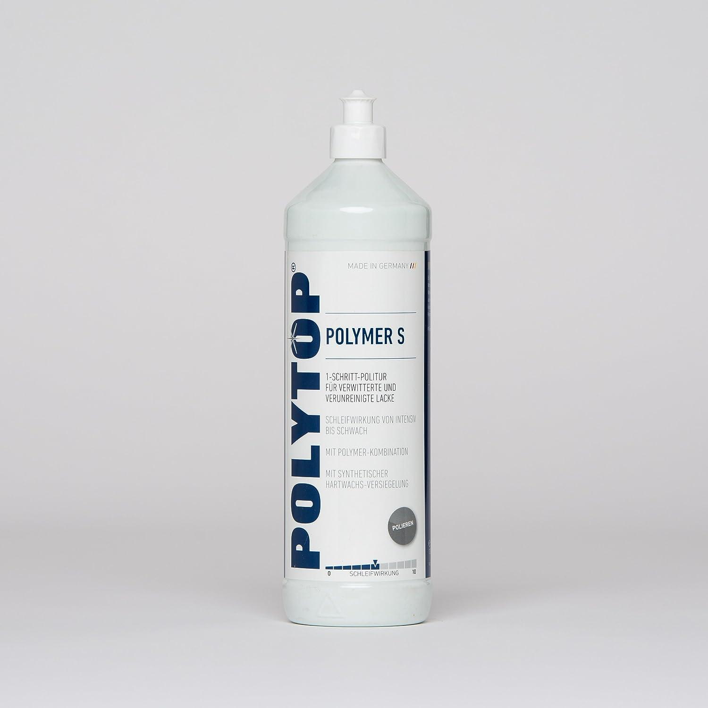 Polytop Polymer S Einschrittpolitur Und Versiegelung 1liter Auto