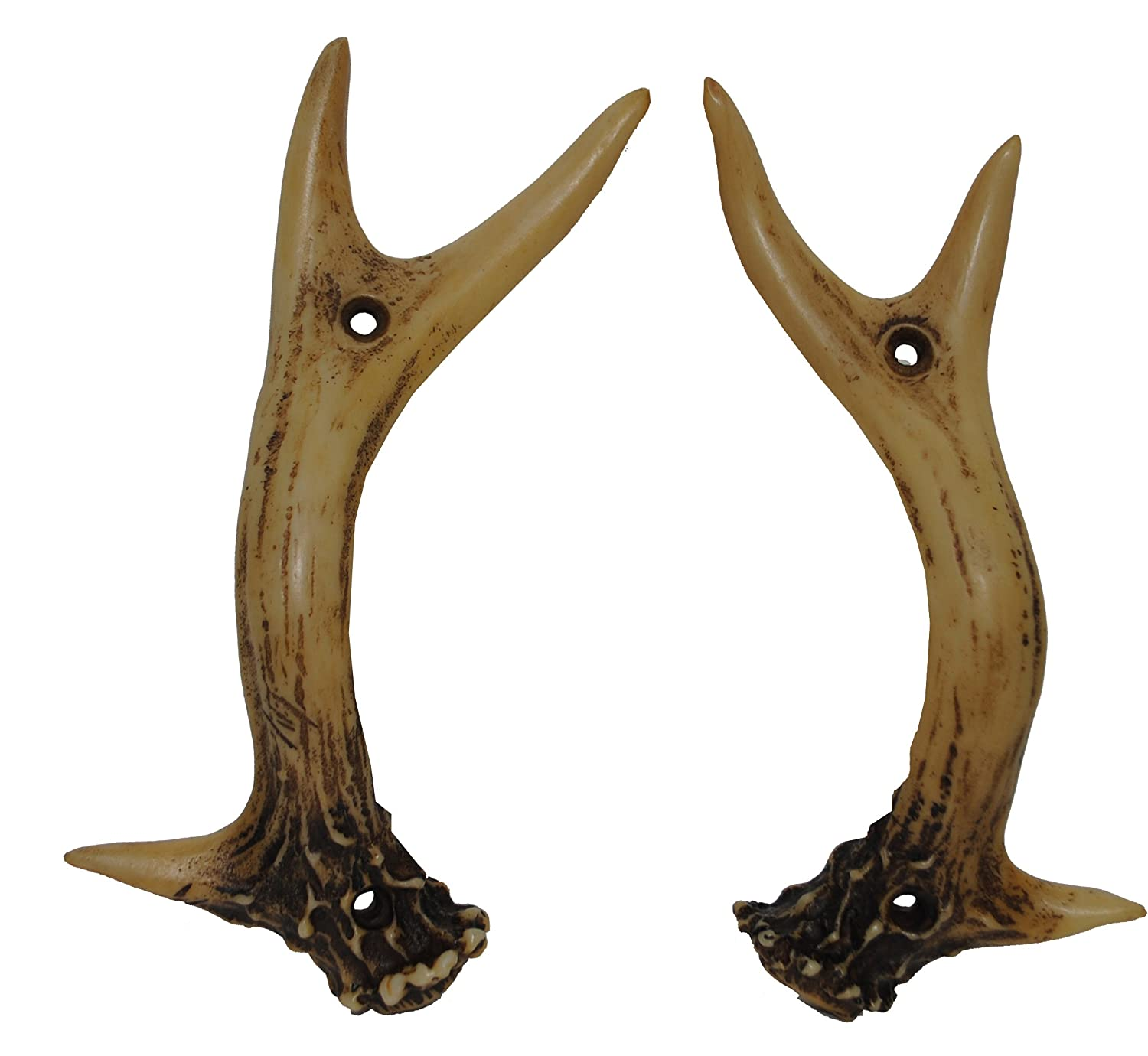 listing fullxfull deer of pulls metal antler set il white zoom head stag knob drawer