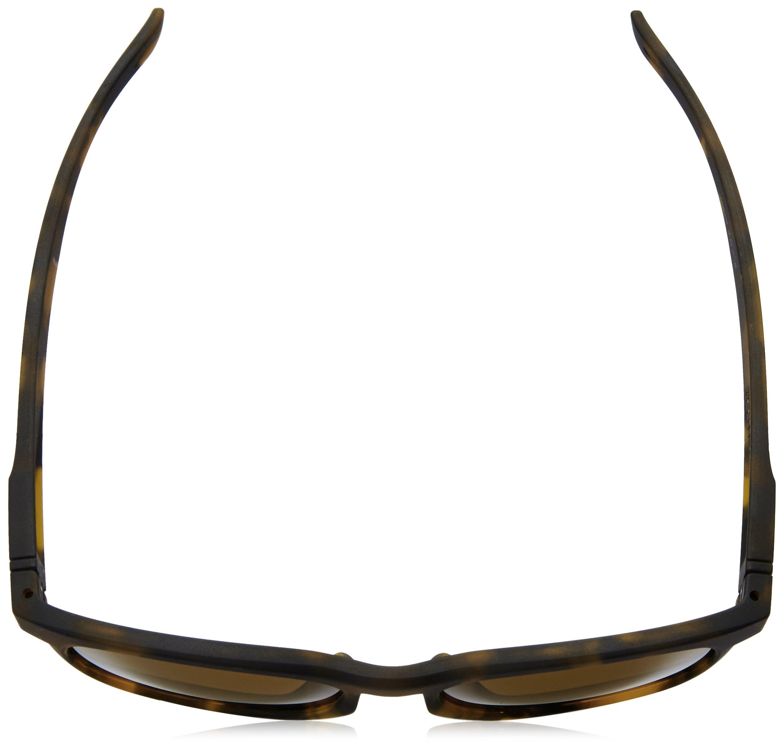 Oakley Men's Stringer Rectangular Sunglasses Matte Brown Tort w/Dark Bronze 55 mm by Oakley (Image #4)