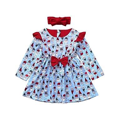 foreverH Traje Infantil FORH para niños pequeños y niñas, Navidad ...