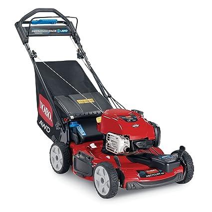 Amazon com : TORO All Wheel Drive Mowe : Garden & Outdoor