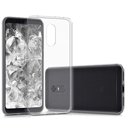 Amazon.com: kwmobile - Carcasa de silicona y TPU flexible ...