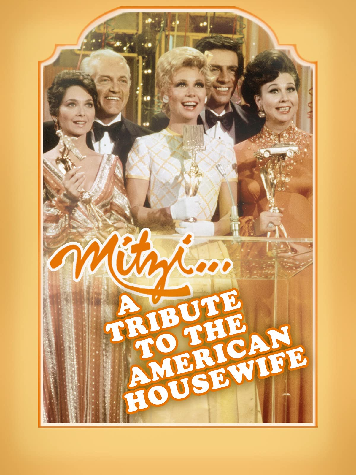 Mitzi Gaynor, A Tribute to the American Housewife on Amazon Prime Instant Video UK