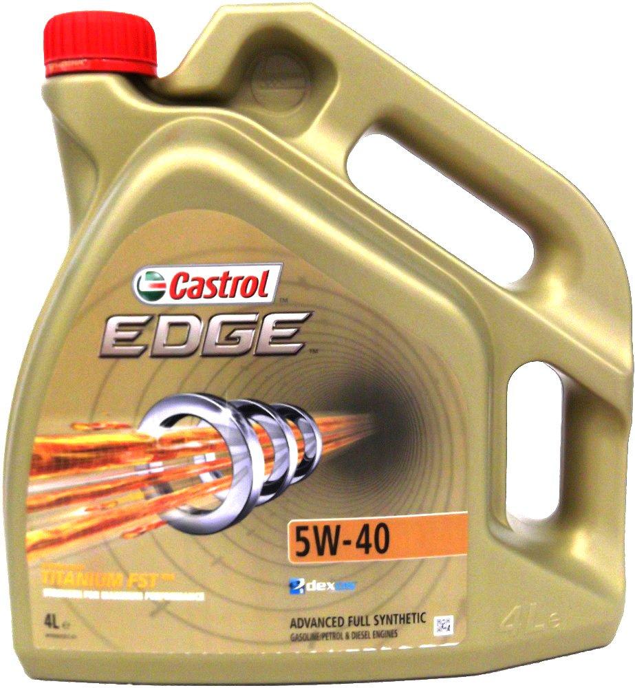 Castrol EDGE Motorenö l 5W-40 1L- vom Hersteller eingestellt Castrol Limited 24909