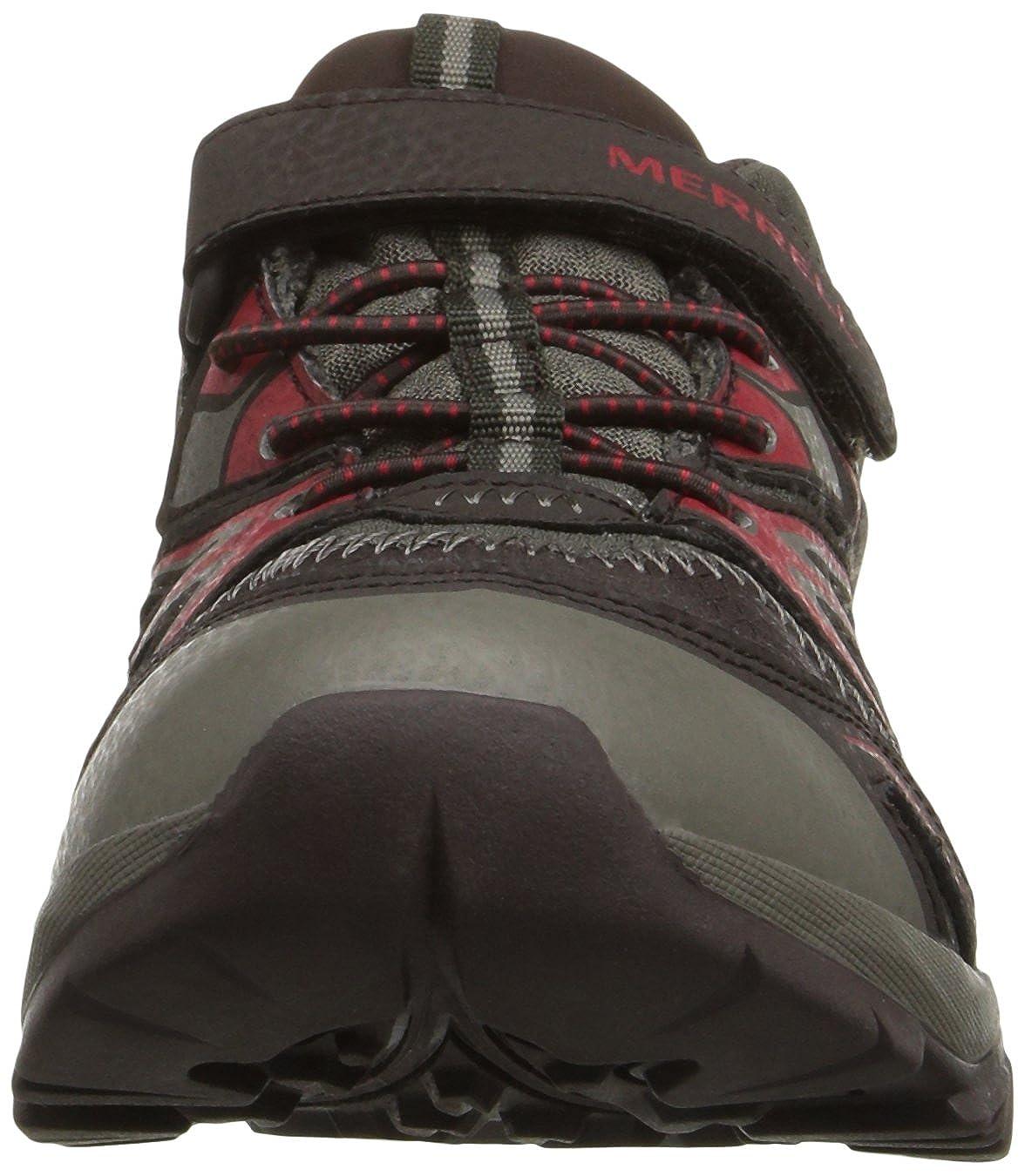Merrell Capra Bolt C Zapatos Waterproof, Zapatos C de Low Rise Senderismo para Niños 9749b4
