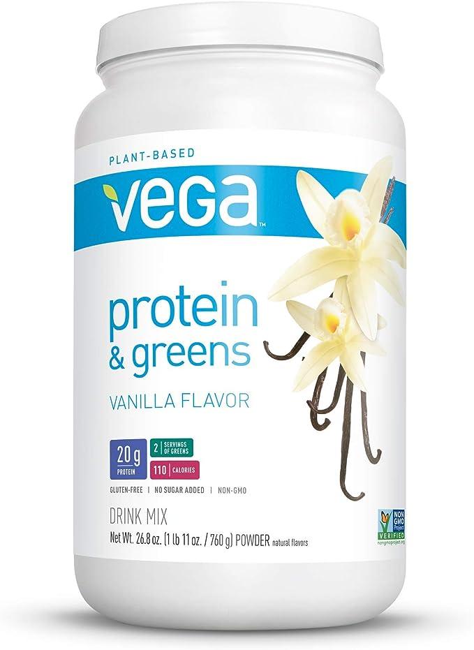 Vega Protein & Greens Vanilla - 760 gr