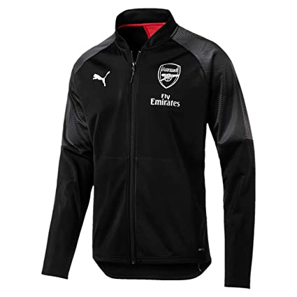 Image Unavailable. Image not available for. Color  PUMA 2018-2019 Arsenal  Stadium Jacket ... ba0b109c7