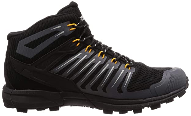 Amazon.com | Inov-8 Mens Roclite 345 GTX - Waterproof Gore Tex Hiking Boots - Lightweight - Vegan - Mid Boot Fit | Trail Running