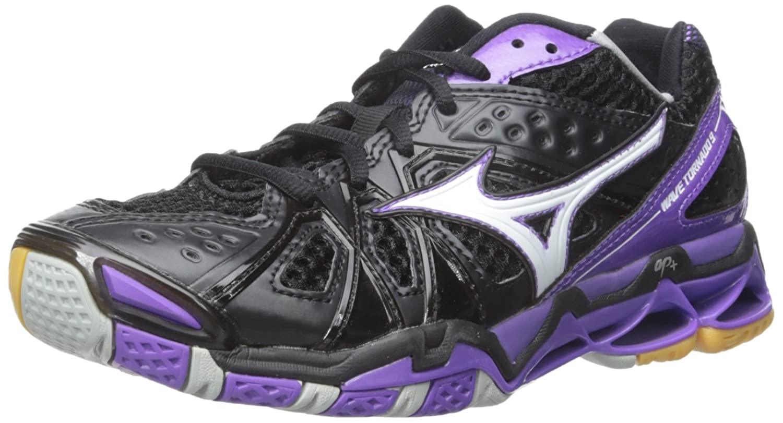 Mizuno Tornade Vague Volleyball 7 Femmes Shoes- Violet / Jaune vx2m7EoBTo