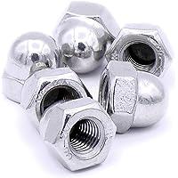 M10(10mm) Bouchon de dôme Écrous–en acier inoxydable (lot