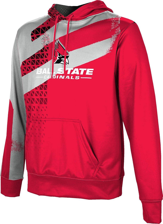 ProSphere Ball State University Boys Hoodie Sweatshirt Structure