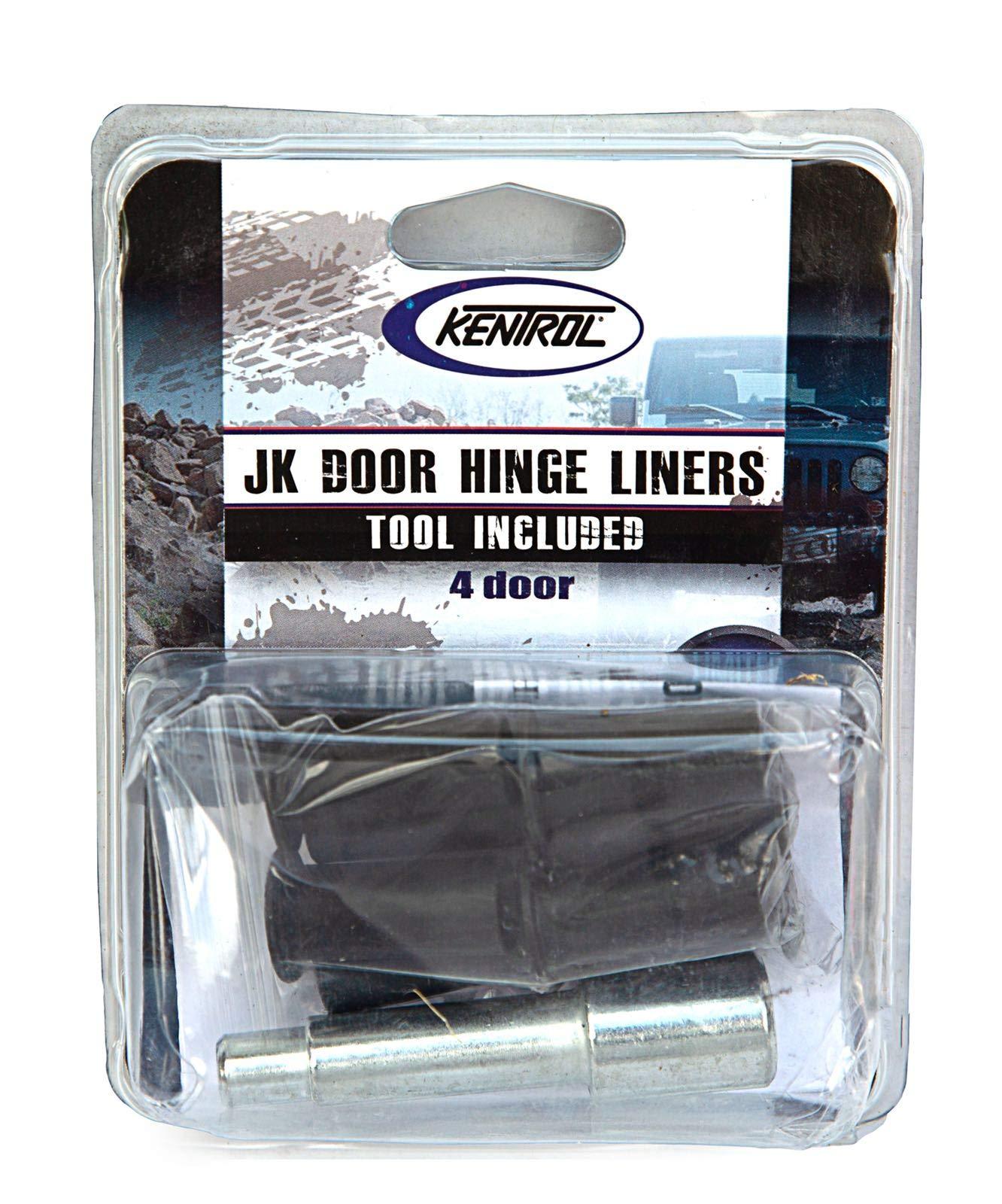 70005 Kentrol CJ//YJ//TJ Hinge Liners 2 Door