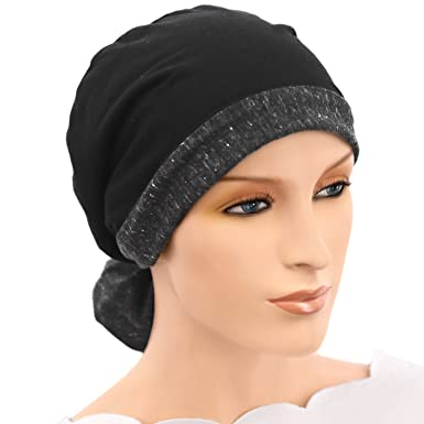 Hats for You Women s Reversible Pre-Tied Chemo Wrap a14bd835a374