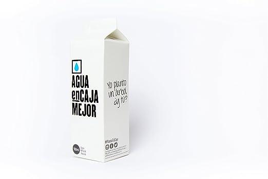 Agua enCaja Mejor 500ml - Caja 24 unds
