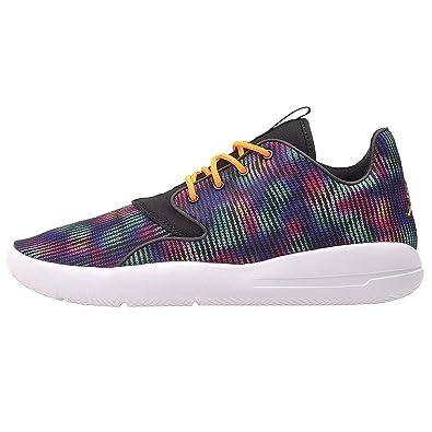 quality design c674e fae7c Jordan Nike Eclipse GG, DE Fille  compertición Chaussures Running - -  Violet Jaune