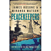 Peacekeepers (The Falling Empires Series Book 2) (English Edition)