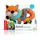 Infantino - Spiral Activity Toy - Fox