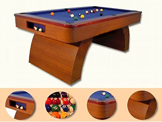 Diseño profesional mesa de billar VALENCIA caoba de elefante mesa ...