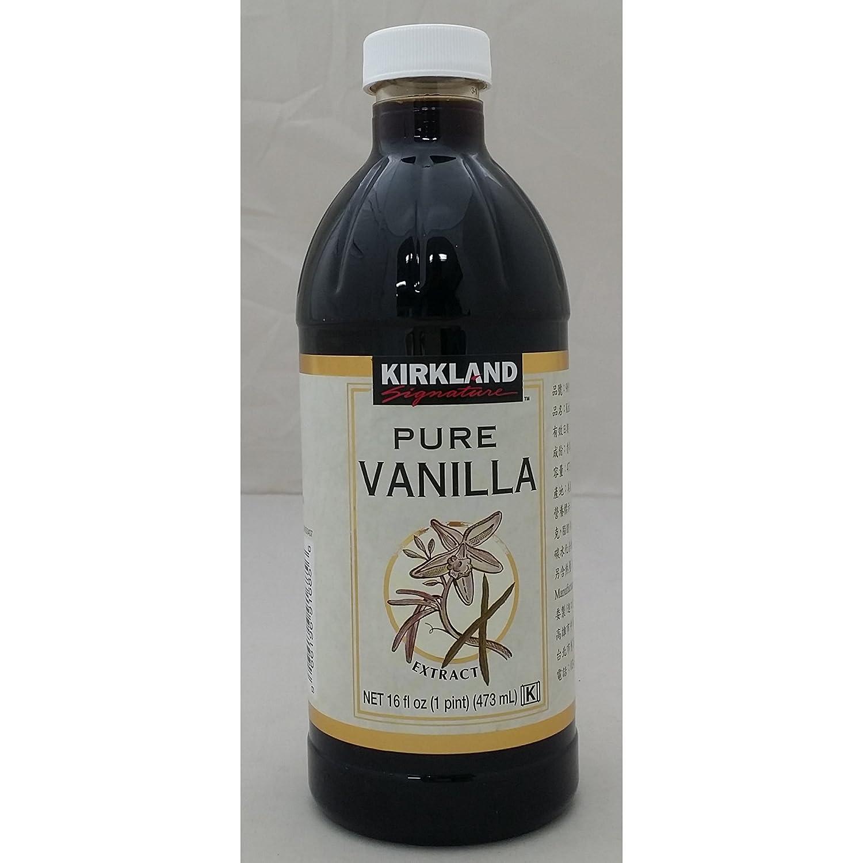KIRKLAND Kirkland Signature vanilla essence 473ml