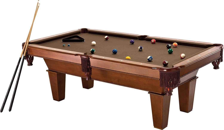 Amazon.com : Fat Cat Frisco II 7.5 Foot Billiard/Pool Game Table : Pool  Tables : Sports U0026 Outdoors