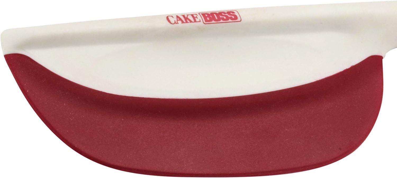 Assorted Cake Boss 59392 Nylon Tools And Gadgets Bowl Scraper