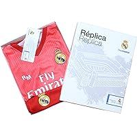 Kit - Personalizable - Tercera Equipación Replica Original Real Madrid 2018/2019