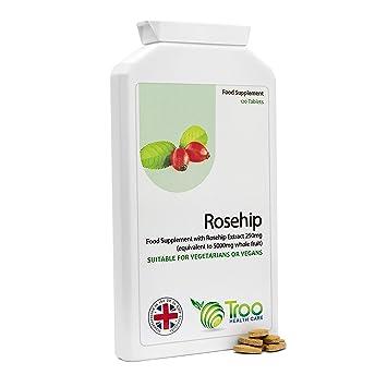 Rosa mosqueta 5000mg 120 Comprimidos - alta resistencia Conjunto ...