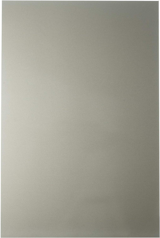 Noir Bross/é sptd Plaque Aluminium Composite 80cm x 120cm Panneau 80120 CM