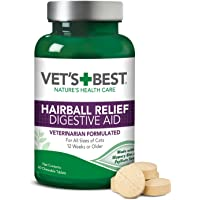 Vet's Best 60-Count Hairball Relief Tablets