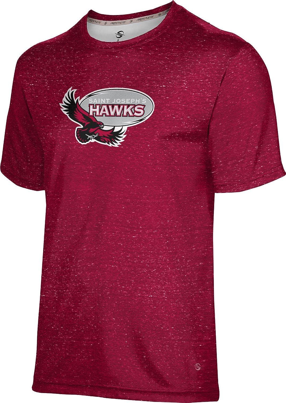 Heather ProSphere Saint Josephs University Boys Performance T-Shirt