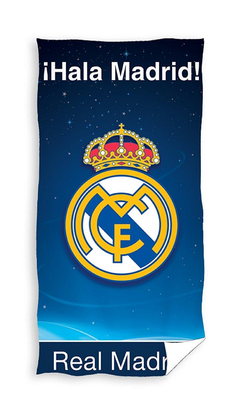 Real Madrid Toalla de Baño y Playa 100% Algodón de 75x150 cm. RM171106 product