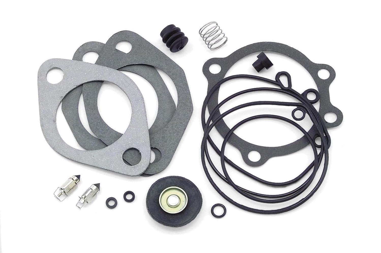 Bikers Choice Keihin Carburetor Parts 72615 Twin Power TRTC13163