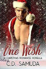 One Wish: A BWWM Christmas Romance Novella Kindle Edition