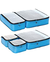eBags Ultralight Packing Cubes - Super Packer 5pc Set