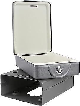 HMF 307-02 Caja atornillable, Caja de caudales para autocaravana y ...