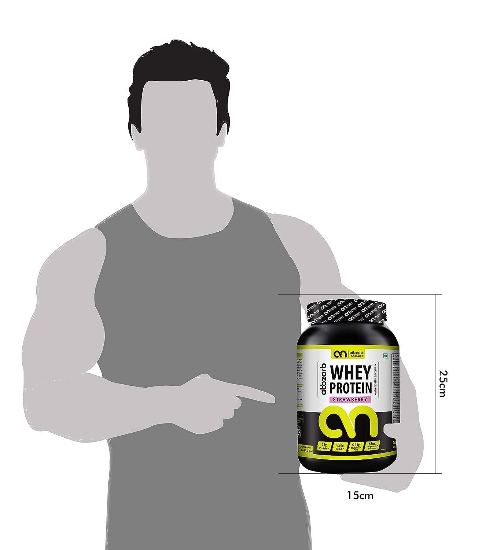 Abbzorb Nutrition Whey Protein