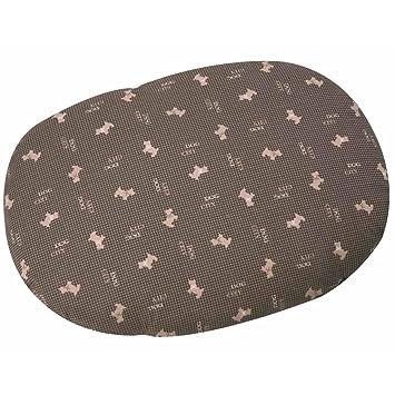 Flamingo dogcity - Cojín desenfundable para perro 100 cm, 80 cm: Amazon.es: Productos para mascotas