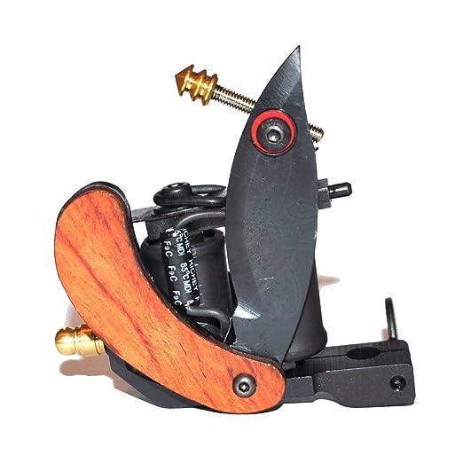 Flick de cuchillo de tatuaje máquina/Pistola (Flick Knife Tattoo ...
