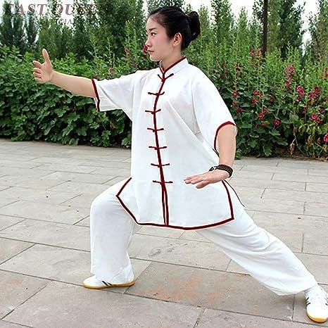 WXJWPZ Puño De Traje Tradicional De Tai Chi Kung-Fu para ...