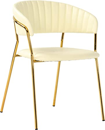 2 4 6 8 Leon Grey Leather Dining Room Chairs Chrome Leg