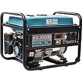 schallgedämmter Erdgas Stromerzeuger 8 kW: Amazon.de: Baumarkt