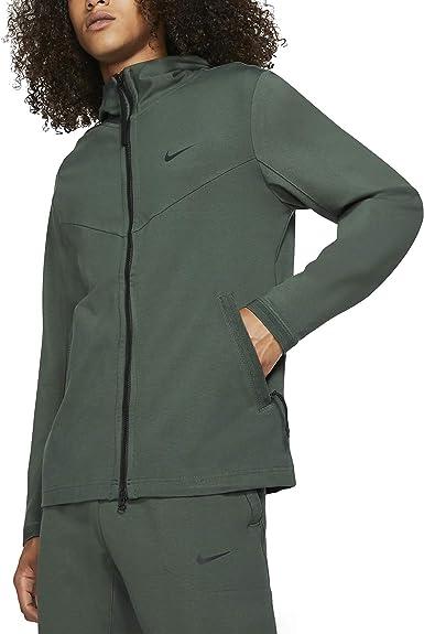 Nike NSW Tech Pack Chaqueta con capucha para hombre con cremallera completa BV4489-370 Talla 2XL: Amazon.es: Ropa y accesorios
