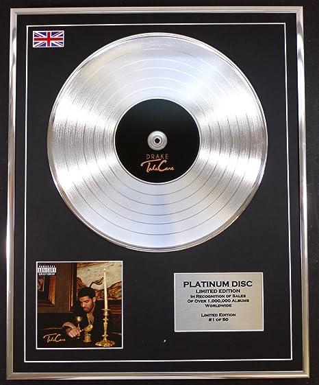 Drake/edición limitada/CD/disco de tocadiscos/take Care ...
