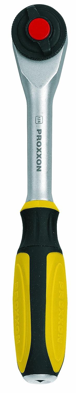 Proxxon 23 084 Carraca Rotatoria 1//2 con Funci/ón Adicional de Destornillador Angular