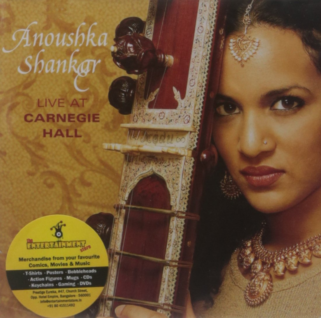 Live At Carnegie Hall by Angel (Image #1)