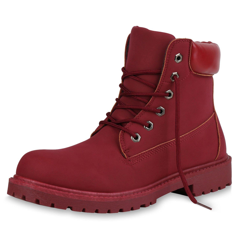 lowest price ba188 452c1 SCARPE VITA Men Worker Boots with Block Heel Tread Sole